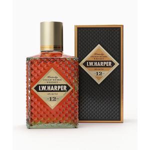 I.W.ハーパー12年 正規|liquor