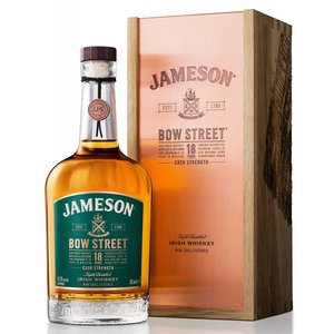 ジェムソン ボウ・ストリート 18年 正規    Jemeson Bow Street 18 Yea...