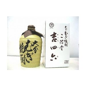 二階堂 吉四六壺 720ml|liquor