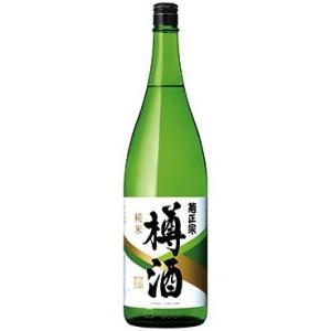 菊正宗 純米樽酒 1.8L|liquor