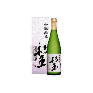 吟醸純米 杉玉720ml|liquor
