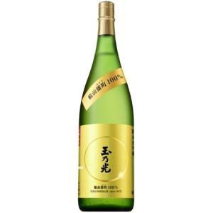 玉乃光 純米大吟醸 備前雄町100%  箱なし 1.8L|liquor