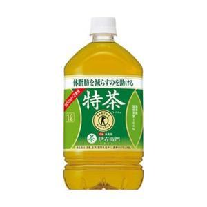 サントリー伊右衛門 特茶 1L/12 1ケース 【特別保健用食品】...