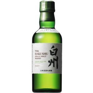 ウィスキー  アルコール度数: 43%  甘く柔らかなスモーキーに新緑の香り、爽快な果実香。フルーテ...