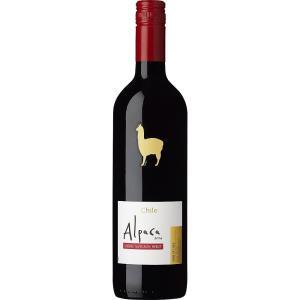 サンタ・ヘレナ・アルパカ カベルネ・メルロー [ 赤ワイン ミディアムボディ チリ 750ml ] 全国送料無料 ポイント消費に|liquorgto