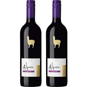 サンタ・ヘレナ アルパカ カルメネール [ 赤ワイン ミディアムボディ チリ 750ml 2本 ] 全国送料無料 ポイント消費|liquorgto