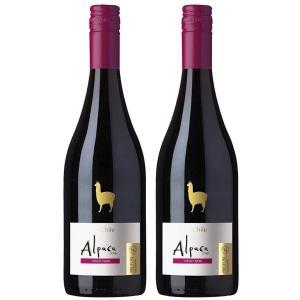 サンタ・ヘレナ アルパカ ピノ・ノワール [ 赤ワイン ミディアムボディ チリ 750ml 2本 ] ポイント消費 全国送料無料|liquorgto
