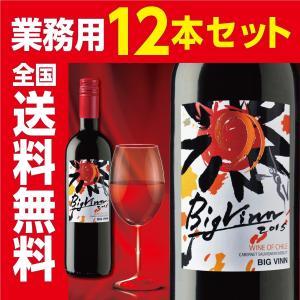 【チリワイン】ビッグ・バン レッド 750ml 業務用12本セット 全国送料無料|liquorgto