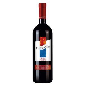 イタリアワイン フレスケッロ 750ml 業務用12本セット (ロッソ(赤)) 全国送料無料|liquorgto