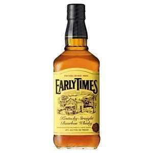 「アーリータイムズイエローラベル700ml」は、アメリカンウイスキーです。  メーカー・ブランド:ア...
