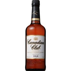 カナディアンウイスキー カナディアンクラブ 700ml ポイント消費に 全国送料無料 ギフト発送、ラ...