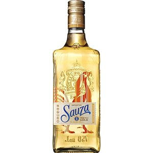 サントリー テキーラ サウザ ゴールド 750ml ポイント消費に 全国送料無料|liquorgto