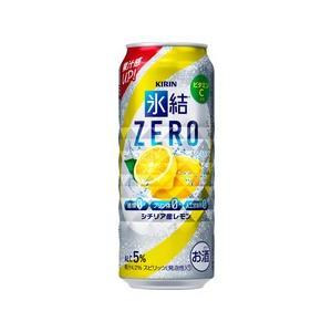 「送料無料」 キリン 氷結ゼロレモン 500ml缶 1ケース(24本入り)(ゆうパック限定 送料無料)|liquorisland