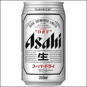 「送料無料」 アサヒスーパードライ 350ml缶 3ケース(72本入り) (ゆうパック限定 送料無料)|liquorisland