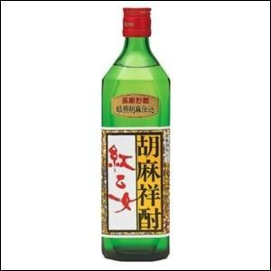 紅乙女 長期貯蔵 25度 720ml角瓶 胡麻焼酎 「紅乙女...