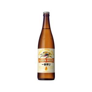 キリン一番搾り 大瓶 633ml瓶 1ケース(20本入り)|liquorisland