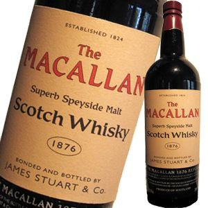 マッカラン 1876 レプリカ 40.6度 700ml liquorsbest