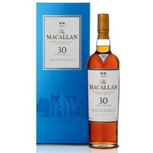 ザ マッカラン30年 正規品  700ml liquorsbest