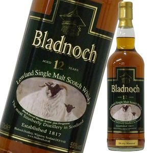ブラドノック 12年 シェリーマチュアード 55度 700ml_あすつく対応|liquorsbest
