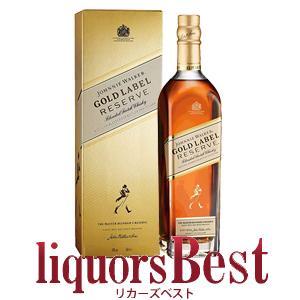 ジョニーウォーカー ゴールドラベルリザーブ  700ml 正規品箱付_あすつく対応|liquorsbest