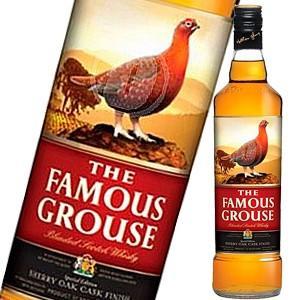 スコットランドの伝統を守り続けてきた自信と誇りの証として、 国鳥である雷鳥の凛々しい姿をラベルに据え...