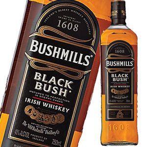 ブッシュミルズ ブラックブッシュ  700ml 並行品_あすつく対応|liquorsbest