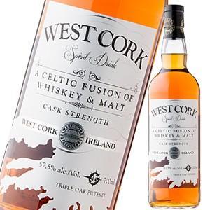 ウエストコーク カスクストレングス 57.5度 700ml|liquorsbest