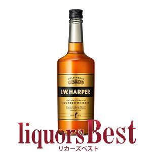 IWハーパー ゴールドメダル  700ml 洋酒 ウィスキー バーボン アメリカン|liquorsbest