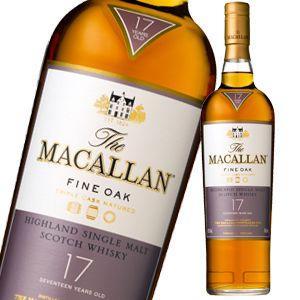 ザ マッカラン17年ファインオーク  700ml_あすつく対応 liquorsbest