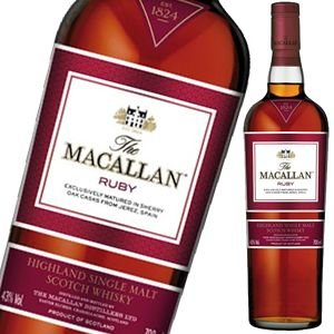 マッカラン・ルビー   700ml_あすつく対応 liquorsbest