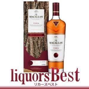 ウイスキー マッカラン テラ (Macallan TERRA) 43.8度 700ml 並行品 箱付...