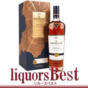 ウイスキー マッカラン エニグマ (Macallan ENIGMA) 44.9度 700ml 並行品...