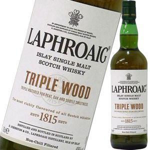Newボトル ラフロイグ トリプルウッド  48度 1000ml liquorsbest