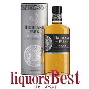 【免税品:ウォリアーシリーズ】ハイランドパーク ハラルド  700ml|liquorsbest