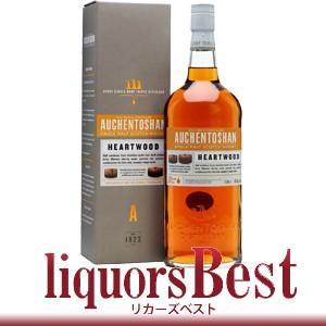 オーヘントッシャン・ハートウッド  43度 1000ml_あすつく対応|liquorsbest