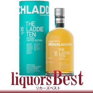 ブリックラディック10年 ザ・ラディ・テン セカンド 50度 700ml(ブルイックラディ)|liquorsbest