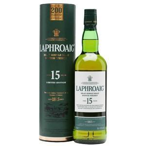ラフロイグ 15年 200周年記念ボトル  700ml liquorsbest