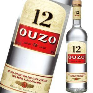 ウゾ12 700ml_あすつく対応 liquorsbest