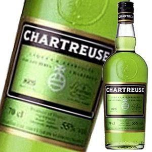 シャルトリューズ ヴェール(緑) 正規品 55度 700ml_あすつく対応 liquorsbest