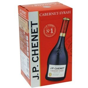 JPシェネ カベルネ&シラー 赤 バックインボックス 2000ml|liquorsbest