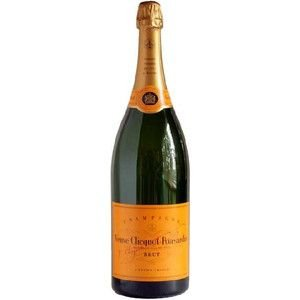 ヴーヴ クリコ ブリュット イエロー 白 12.5度 1500ml(1.5L) マグナムボトル 正規品 liquorsbest