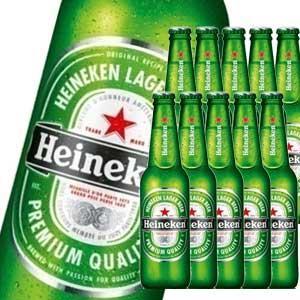 ハイネケン ロングネック 5度 330mlx24本(1ケース) 同サイズ品ならバラ36本迄1個口送料|liquorsbest