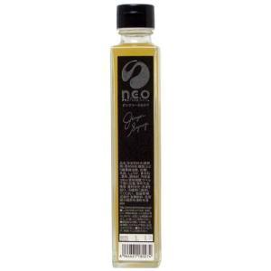 neo ネオ n.e.oプレミアムジンジャーシロップ 200ml|liquorsbest