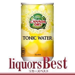 コカ・コーラ カナダドライ トニックウォーター160ml缶30本(1ケース)5ケース迄1個口送料|liquorsbest