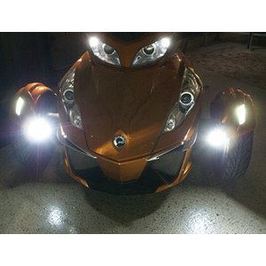 Can-Am SPYDER用 Adaptive LEDライト TRICLED製|lirica-store