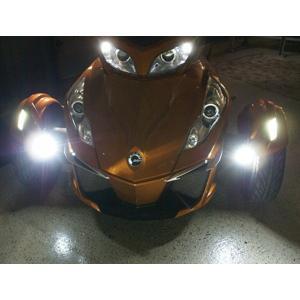 Can-Am SPYDER用 Adaptive LEDライト|lirica-store