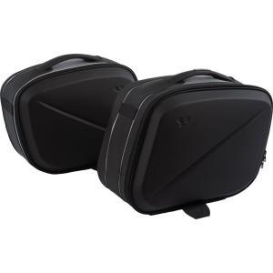 BRP CAN-AM SPYDER RT リアサイドカーゴ用 セミハードトラベルバッグ|lirica-store