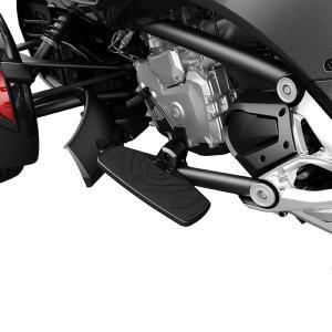 BRP CAN-AM SPYDER F3 ドライバー フットボード カーボンブラック|lirica-store