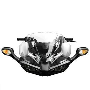 BRP CAN-AM SPYDER F3用 ルート129 ウィンドシールド|lirica-store