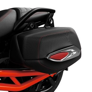 Cross-Country Detachable Saddlebags SPYDER F3STD&S用 純正カスタムパーツ|lirica-store